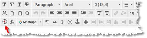toolbar screen shot