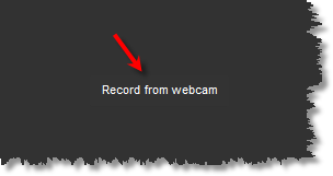 record from webcam screen shot