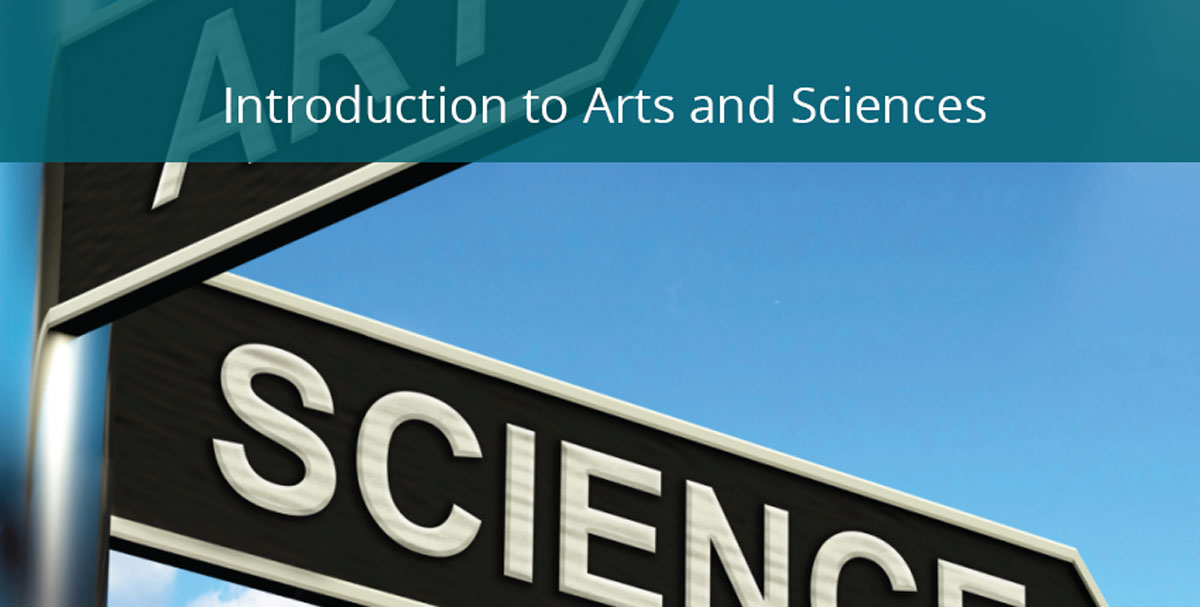 Introduction to arts and sciences